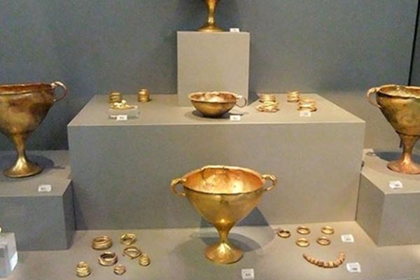 TROYA eserleri Troya Müzesi'ne nakledilecek