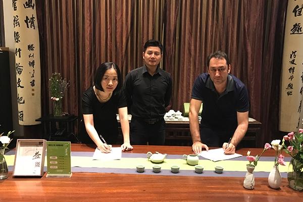 Doğtaş, Çin'de bayilik anlaşması imzaladı