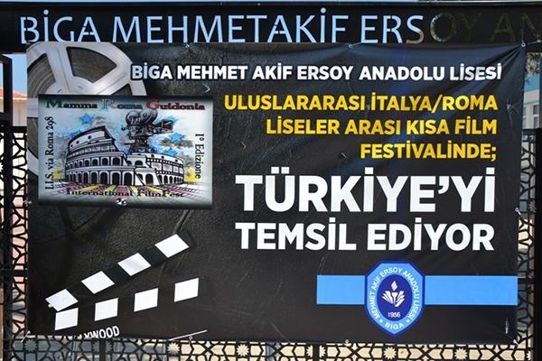 Festivalde Türkiye'yi temsil edecekler…