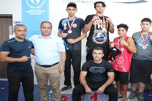 Muaythai Türkiye Şampiyonası Sona Erdi