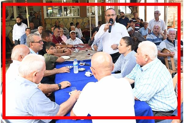 """Turan; """"Eski Türkiye yok artık"""""""