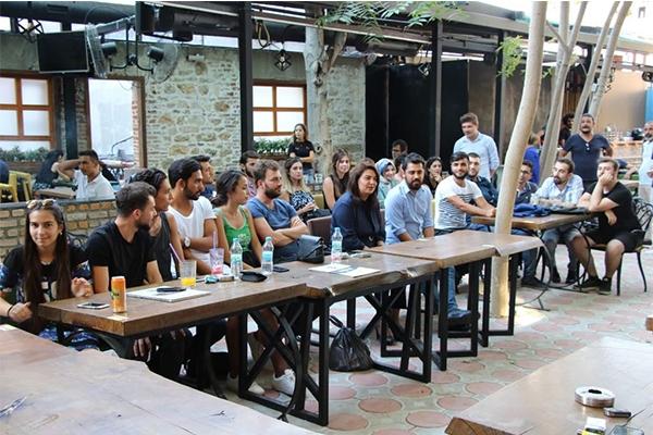 AK Partili gençlerden önemli proje