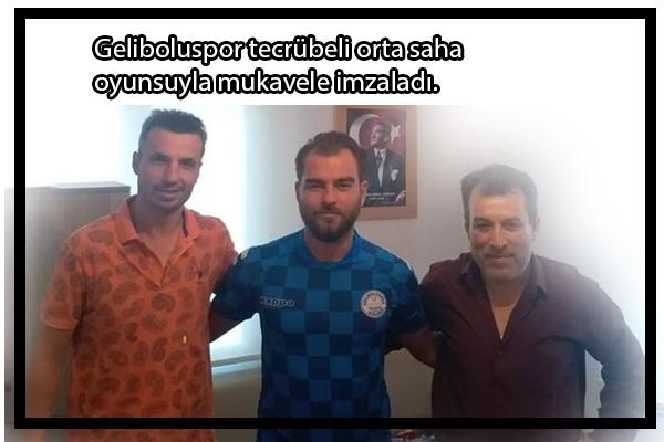 Burak Subaş Geliboluspor'da
