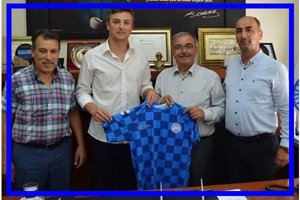 Mustafa Vargel Geliboluspor'da