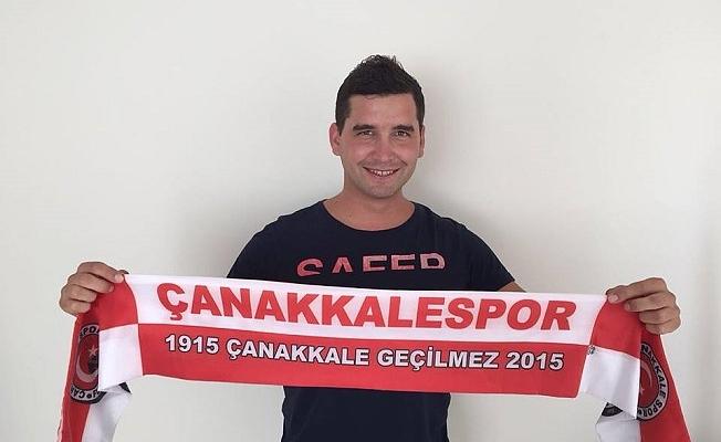 Özer Tunca Çanakkalespor'da