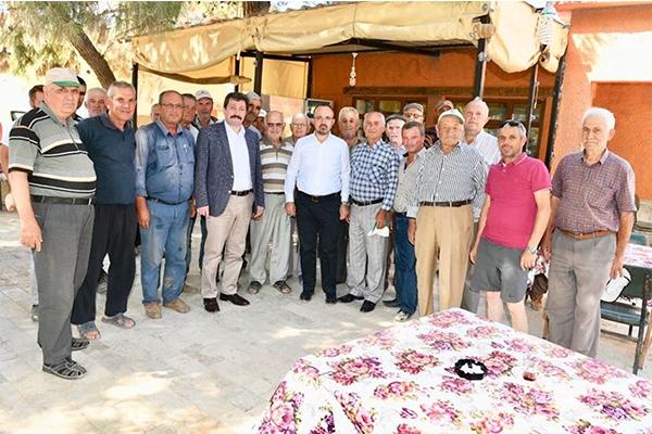 Turan, Tevfikiye Köyü'nde