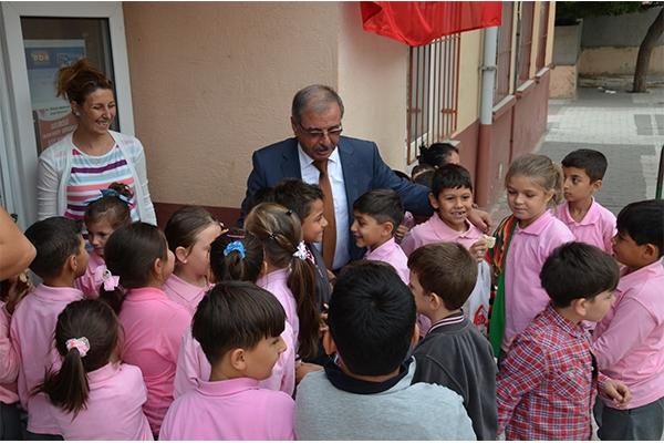 Başkan Özacar'ın eğitim mesajı