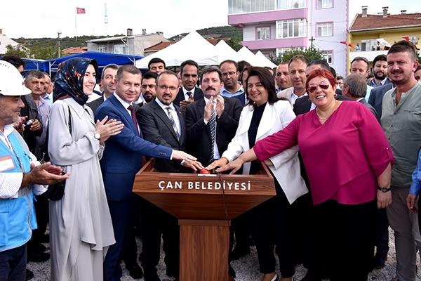Çan'a 530 kişilik öğrenci yurdu