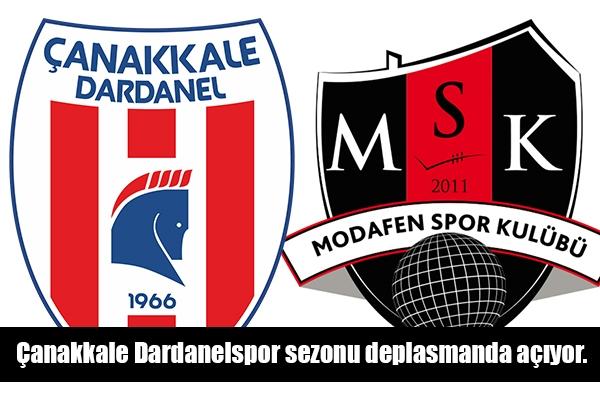 Dardanelspor'da Hedef Galibiyet