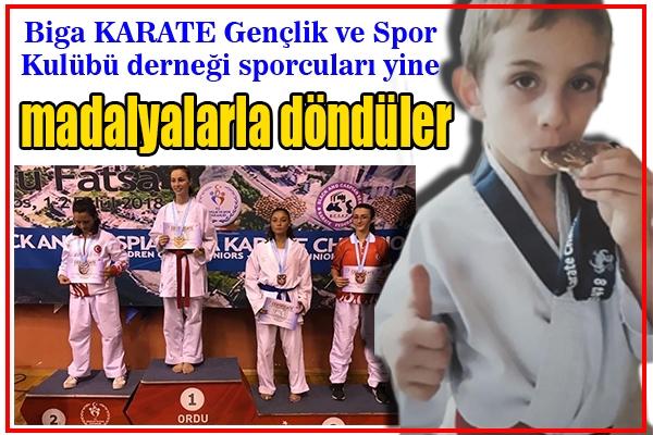 Karateciler Bildiğiniz Gibi