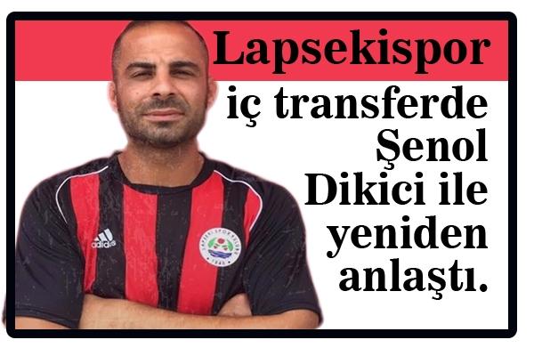 Lapsekispor'da Dikici İmzaladı