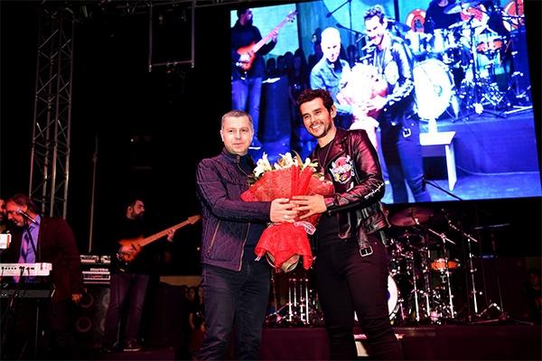 Çan'da Cumhuriyet Konseri