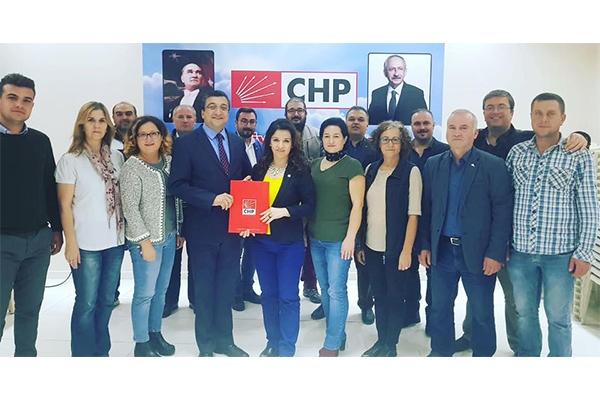 CHP'nin Çan'da adayı Bülent Öz