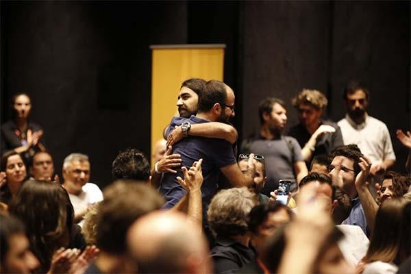 ÇOMÜ'lü genç yönetmene ödül