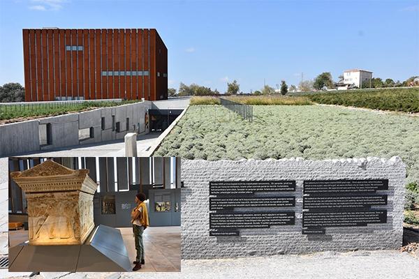 İlk ziyaretçiler Troya Müzesi'ne hayran kaldı