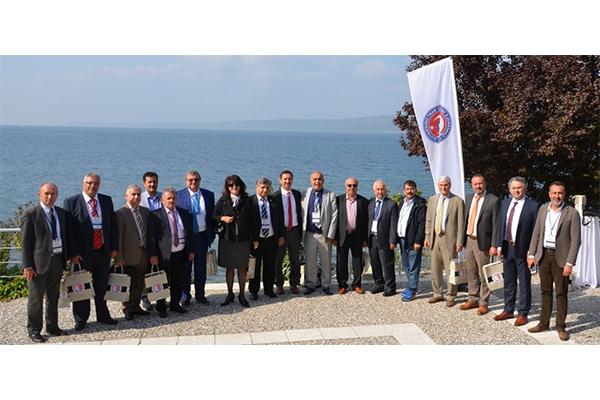 Rektörler Çanakkale'de buluştu