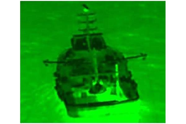 Sahil Güvenlik'ten drone ile denetim