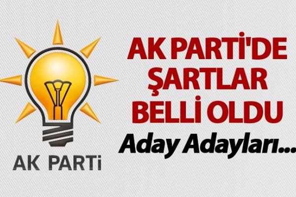 AK Parti'de aday adaylığı için başvuru tarihi ve ücretleri belli oldu