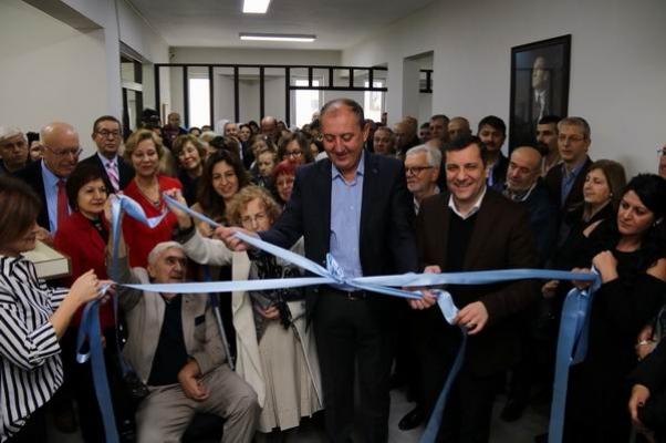 Biga'da Sanat Merkezi açıldı