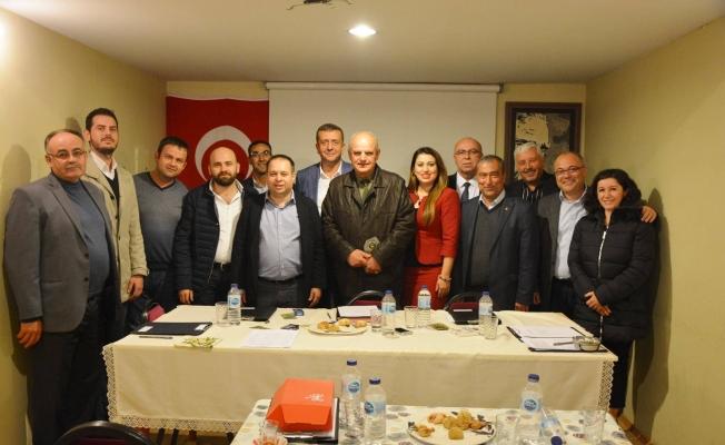 ÇTB Meclisi toplandı