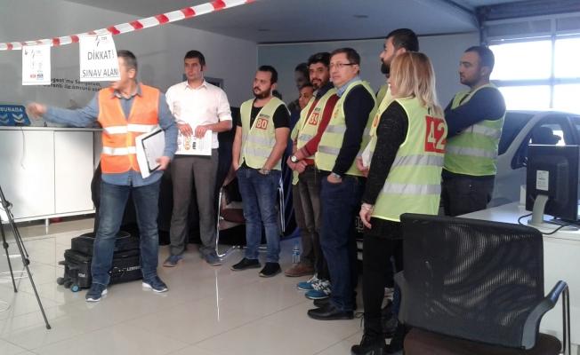 ÇTSO'dan motorlu kara taşıtları mesleki yeterlilik sınavları