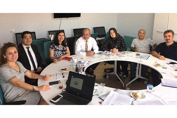 İŞKUR'da MBRD toplantısı