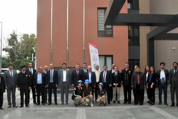 Lapseki'de proje tanıtıldı
