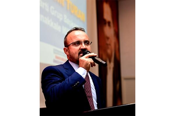 Turan'dan 10 Kasım mesajı