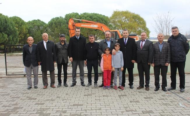 Umurbey'de eğitim için 5 milyon TL'lik yatırım