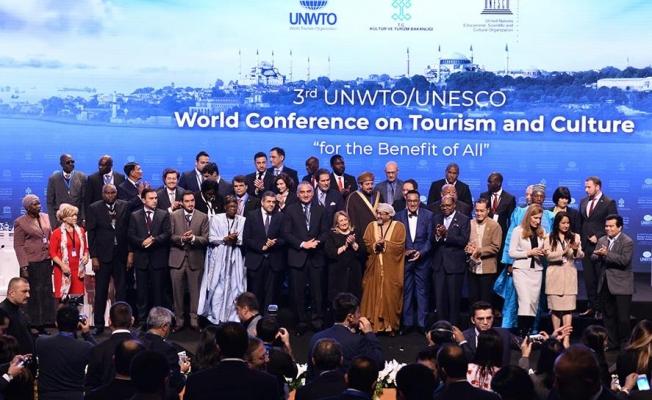 3. Dünya turizm ve kültür konferansı gerçekleşti