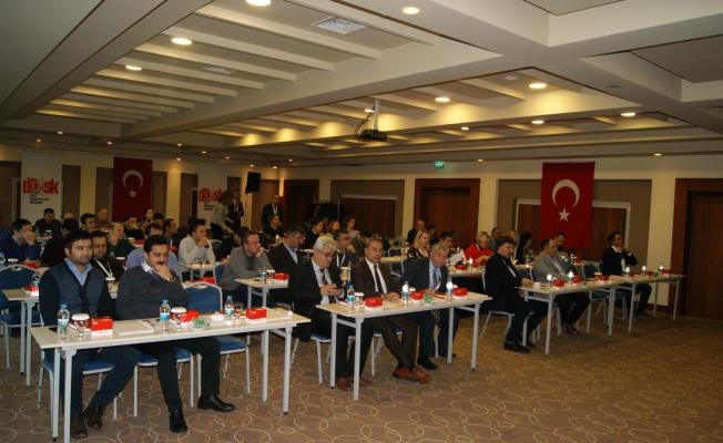 Bölgesel hasar tespit işbirliği eğitim toplantısı