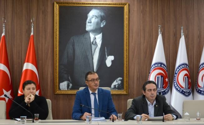 """""""Bologna Eşgüdüm Komisyonu"""" toplantısı yapıldı"""
