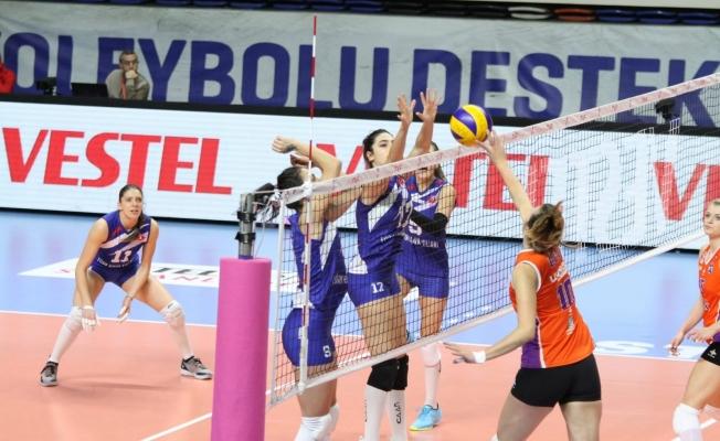 THY: 3 – Çanakkale Belediyespor: 2