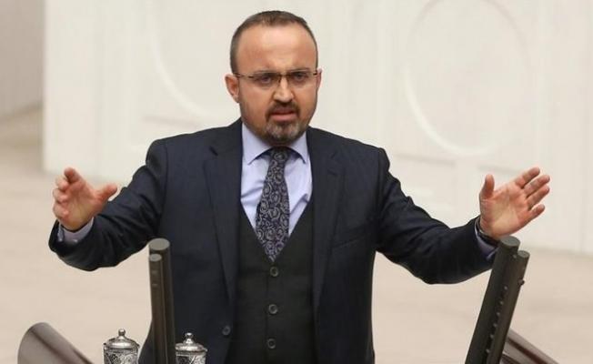 """Turan; """"Siz Gazi Mustafa Kemal'in bıraktığı CHP değilsiniz"""""""