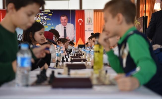 Çan Belediyesi 7'nci Satranç Turnuvası başlıyor