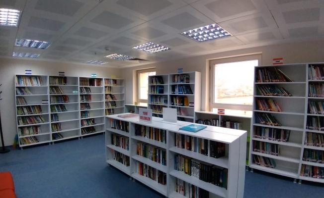 Çan ilçe halk kütüphanesi açılıyor