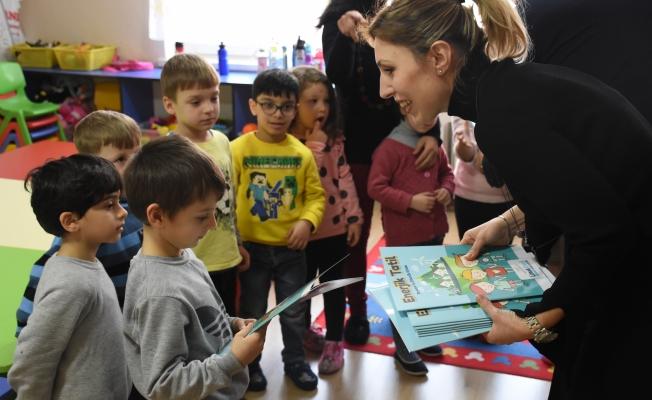 LİMAK, çocuklara enerjiyi öğretiyor