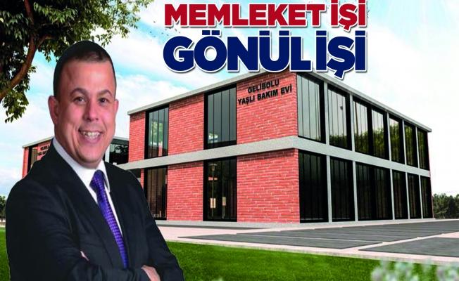 """Bülent Çetin; """"İkinci evinize hoş geldiniz"""""""