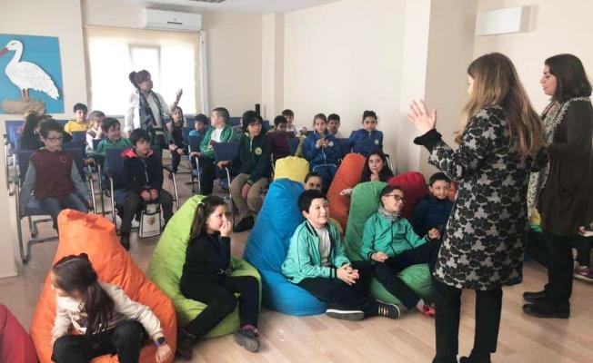 """Çocuk Kültür Evi'nde """"Çocuk Meclisi"""" hazırlıkları"""