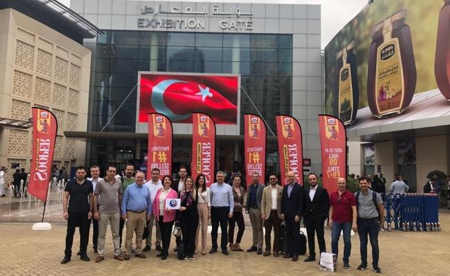 ÇTSO Dubai pazarında temaslara başladı