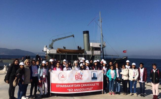 Diyarbakır'dan Çanakkale'ye Biz Anadoluyuz