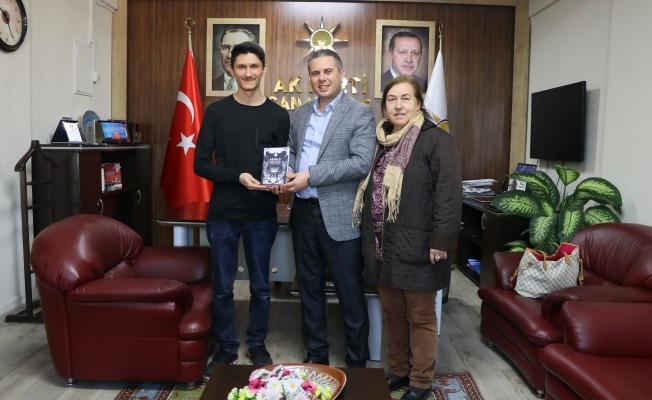 Ercan'dan Gültekin'e ziyaret