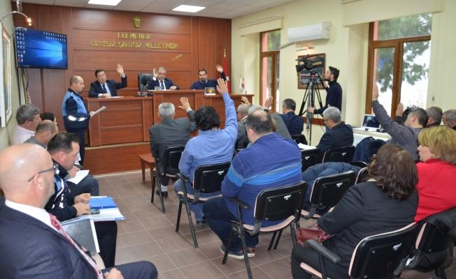 Gelibolu Belediye Meclisi toplandı
