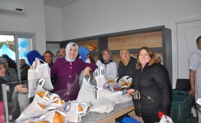 Halk Ekmek açıldı