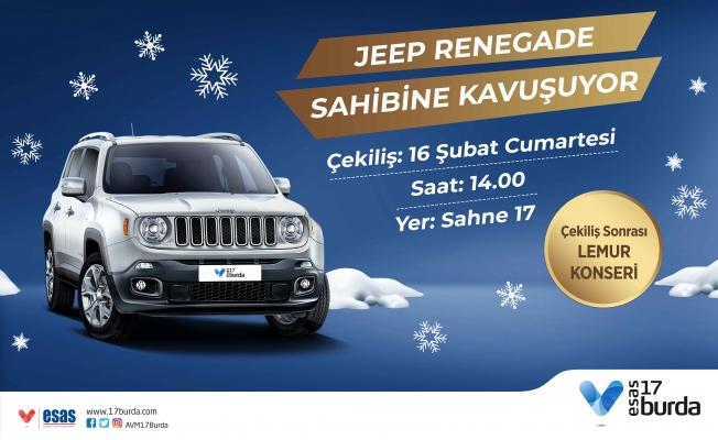 Jeep Renegade sahibine kavuşuyor