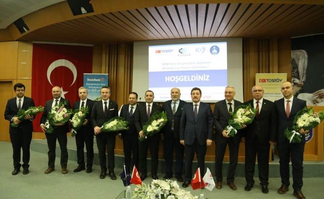 """""""KOBİ'lere Girişimcilere Sağlanan Destekler ve Finans Olanakları"""""""