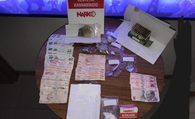 Narkotik ekiplerinden büyük operasyon