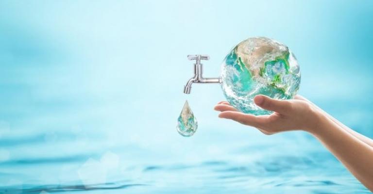 Başkan Gökhan'dan Su Günü Mesajı