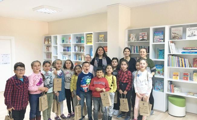 Çocuk Kültür Evi'ne ziyaret