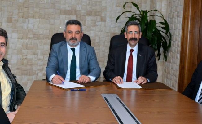 Girişimci bilgi sistemi protokolü imzalandı